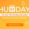 HU Day: 10% de desconto extra no Hotel Urbano