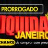 Até 80% de desconto no Liquida Janeiro Ricardo Eletro