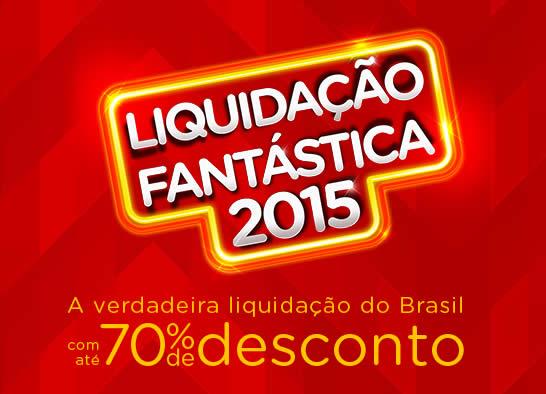 Liquidação fantástica Magazine Luiza