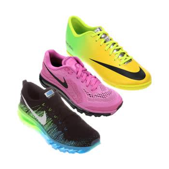 Netshoes: Produtos Nike com até 38% de desconto