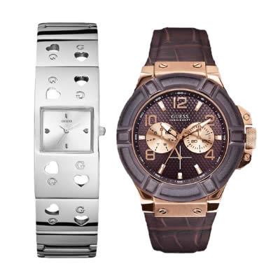Relógios Guess a partir de R$ 390 na Vivara