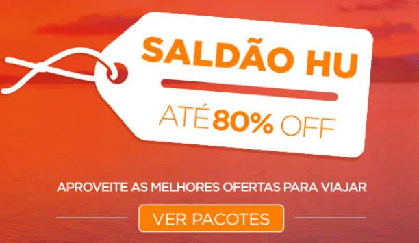 Hotel Urbano: Saldão de pacotes de viagens + cupom de 7%