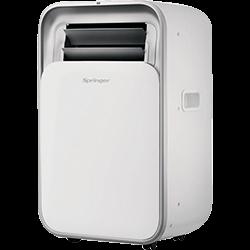 Promoção: Ar Condicionado Portátil Springer Nova 12000 BTUs com desconto no Shoptime