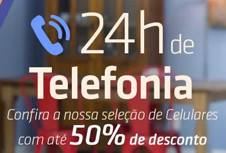 Shoptime: Loja de telefonia com até 50% de desconto