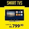 Ricardo Eletro: Smart TVs a partir de R$ 799,90
