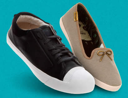 Netshoes: 2 tênis por R$ 129,90