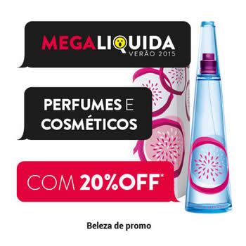 Dafiti: 20% de desconto em perfumes e cosméticos