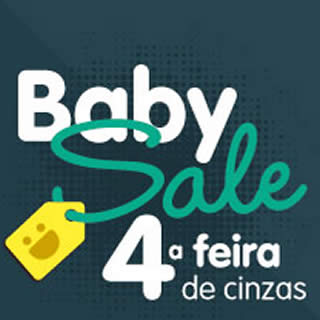 Kangoolu: Baby Sale 4ª Feira de Cinzas
