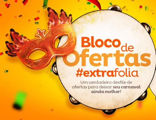 Extra: Bloco de ofertas #extrafolia
