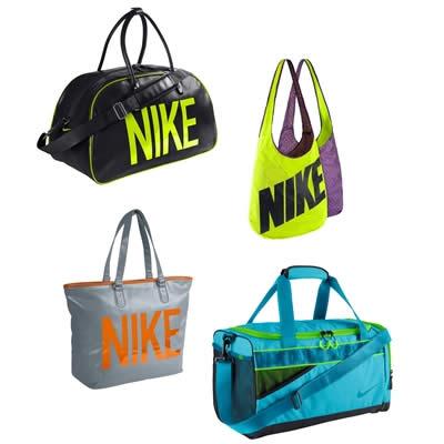 Bolsas a partir de R$ 99,90 na Nike Store