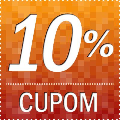 Cupom de desconto de 10% no Pontofrio