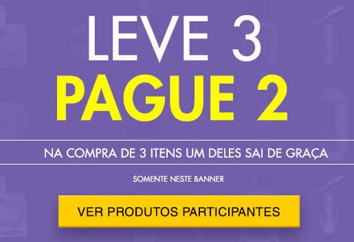 Promoção: Leve 3 e Pague 2 na Época Cosméticos
