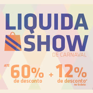 Liquida Show de Carnaval Shoptime