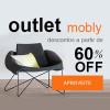 Outlet Mobly com até 60% de desconto + cupons de até 8%