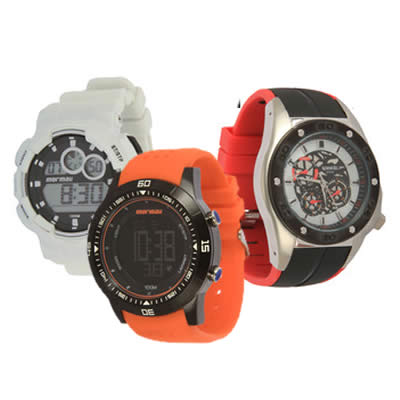 Relógios com até 50% de desconto na Centauro