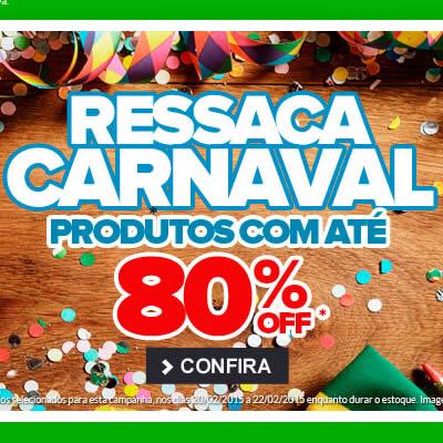 Ressaca de Carnaval Dafiti Sports c/até 80% de desconto