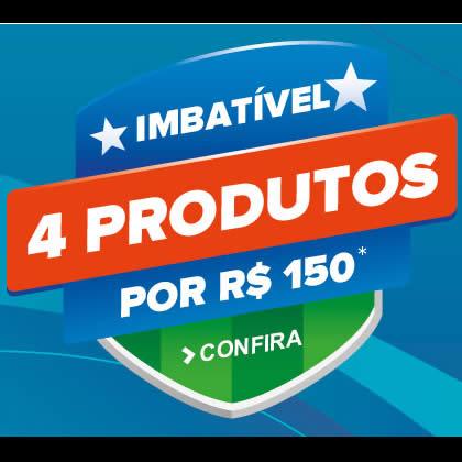 Promoção: 4 produtos por R$ 150 na Dafiti Sports