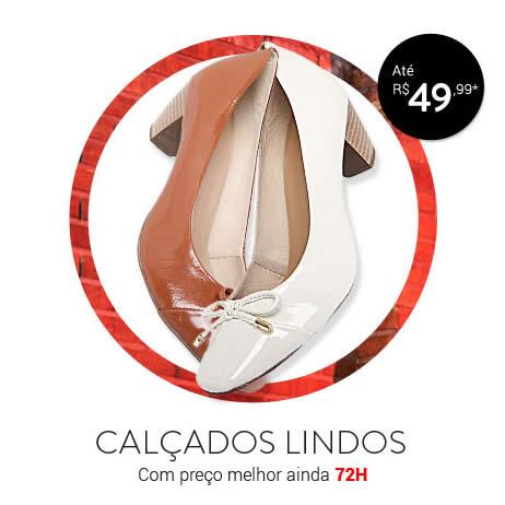 Calçados femininos por até R$ 49,99 na Dafiti