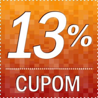 Cupom de desconto de 13% na Época Cosméticos
