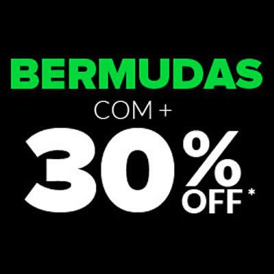 Cupom de desconto de 30% em bermudas na Dafiti Sports