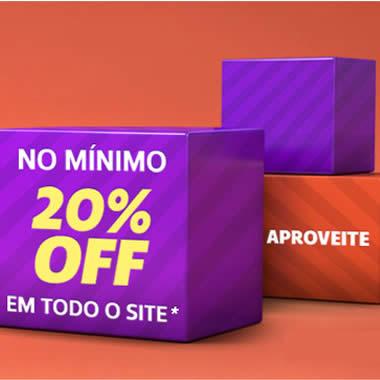 Dia do consumidor Netshoes: 20% de desconto em todo* site