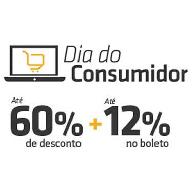 Dia do consumidor Brasil Shoptime: Até 60% de desconto!