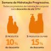 Descontos progressivo de até 15% em hidratantes em O Boticário