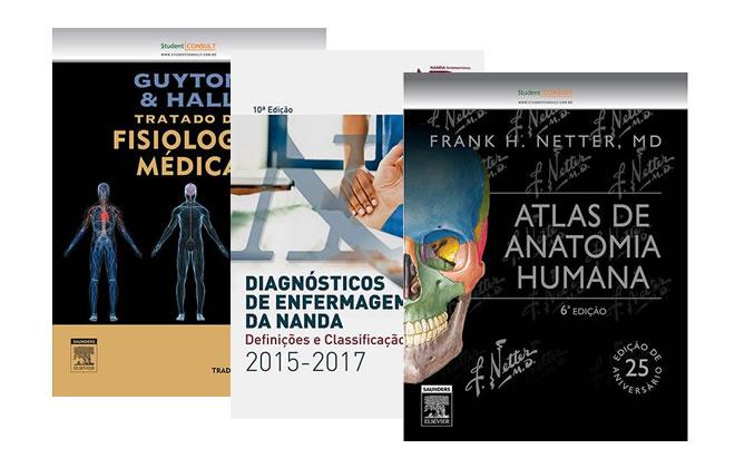 Livros de medicina e saúde com até 30% de desconto no Submarino