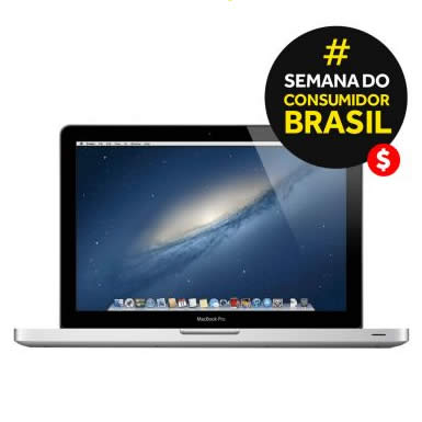 MacBook Pro Core i5 e Tela 13,3 por R$ 4.399,00 no Clube do Ricardo