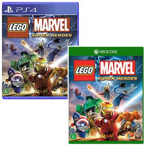 Xbox One ou PS4: Marvel Super Heroes por R$ 49,90 à vista no Submarino