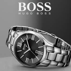 Relógios Hugo Boss a partir de R$ 390 na Vivara