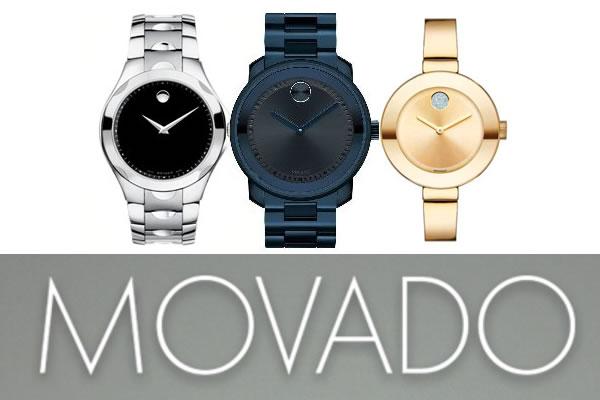 Ofertas de Relógios Movado