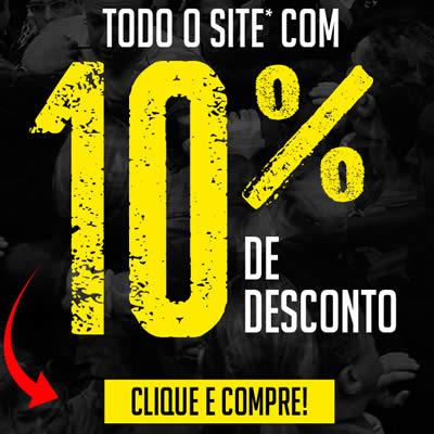 10% de desconto em todo* o site Ricardo Eletro