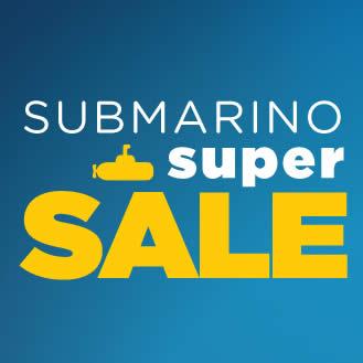 Super Sale com até 60% de desconto + até 12% no boleto no Submarino