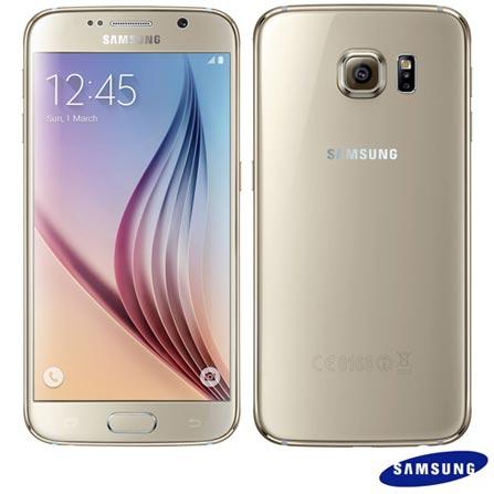 Galaxy S6 em pré-venda na Fast Shop