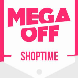 Mega OFF Shoptime - Até 80% de desconto