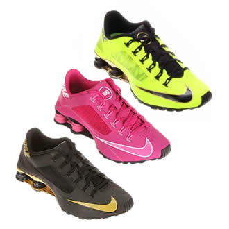 Netshoes: Tênis Nike Shox Superfly com 31% de desconto
