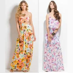 Posthaus: Vestidos longos com até 64% de desconto