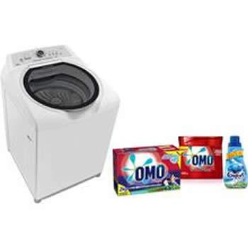 Lavadora Brastemp + Kit Omo + R$ 120 de desconto no Walmart