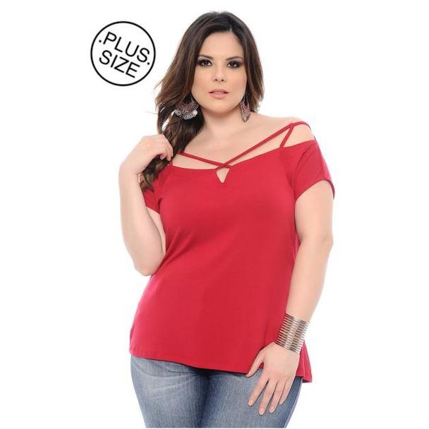 Moda Plus Size com até 65% de desconto na Dafiti