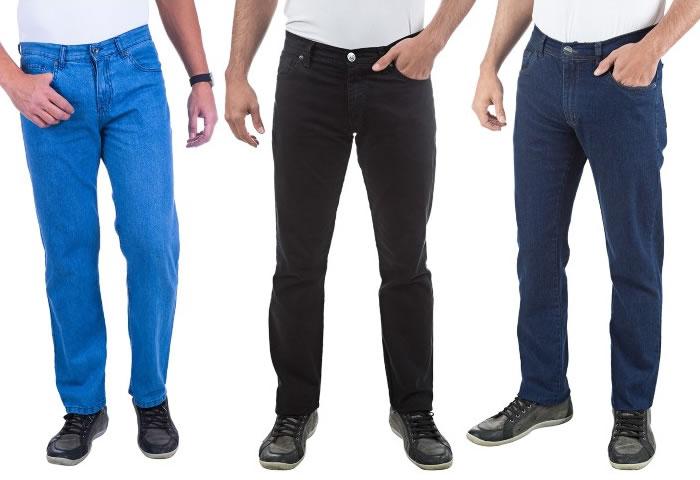 Jeans a partir de R$ 39,95 na Colombo