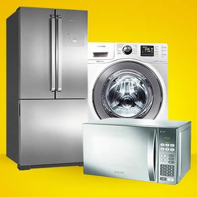 Eletrodomésticos c/até 35% de desconto no Submarino