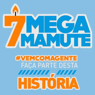 Aniversário Megamamute