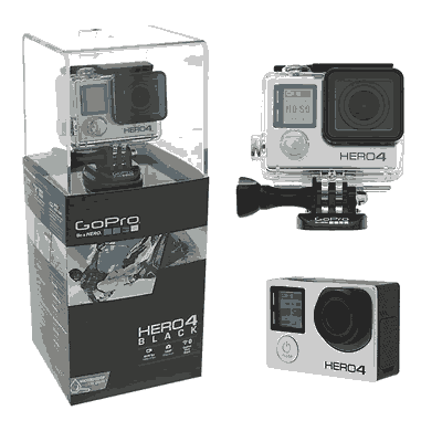 Cupom de 5% em câmeras GoPro na Centauro