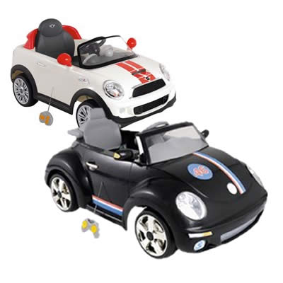Mini Veículo Elétrico Kiddo c/até 19% de desconto na Ri Happy