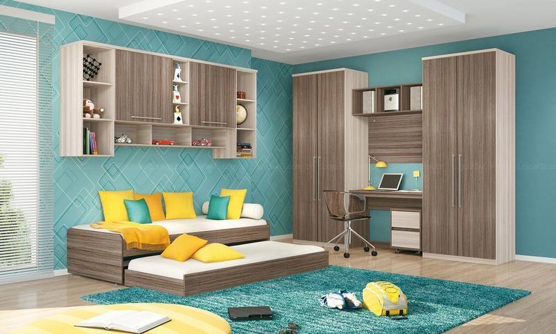 Móveis e decoração para quarto juvenil c/até 58% de desconto