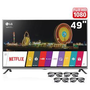 TVs e Smart TVs LG c/até 15% de desconto