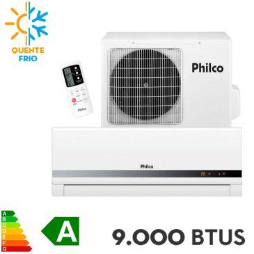 Ar Condicionado Split Philco 9.000 BTUs com 21% de desconto