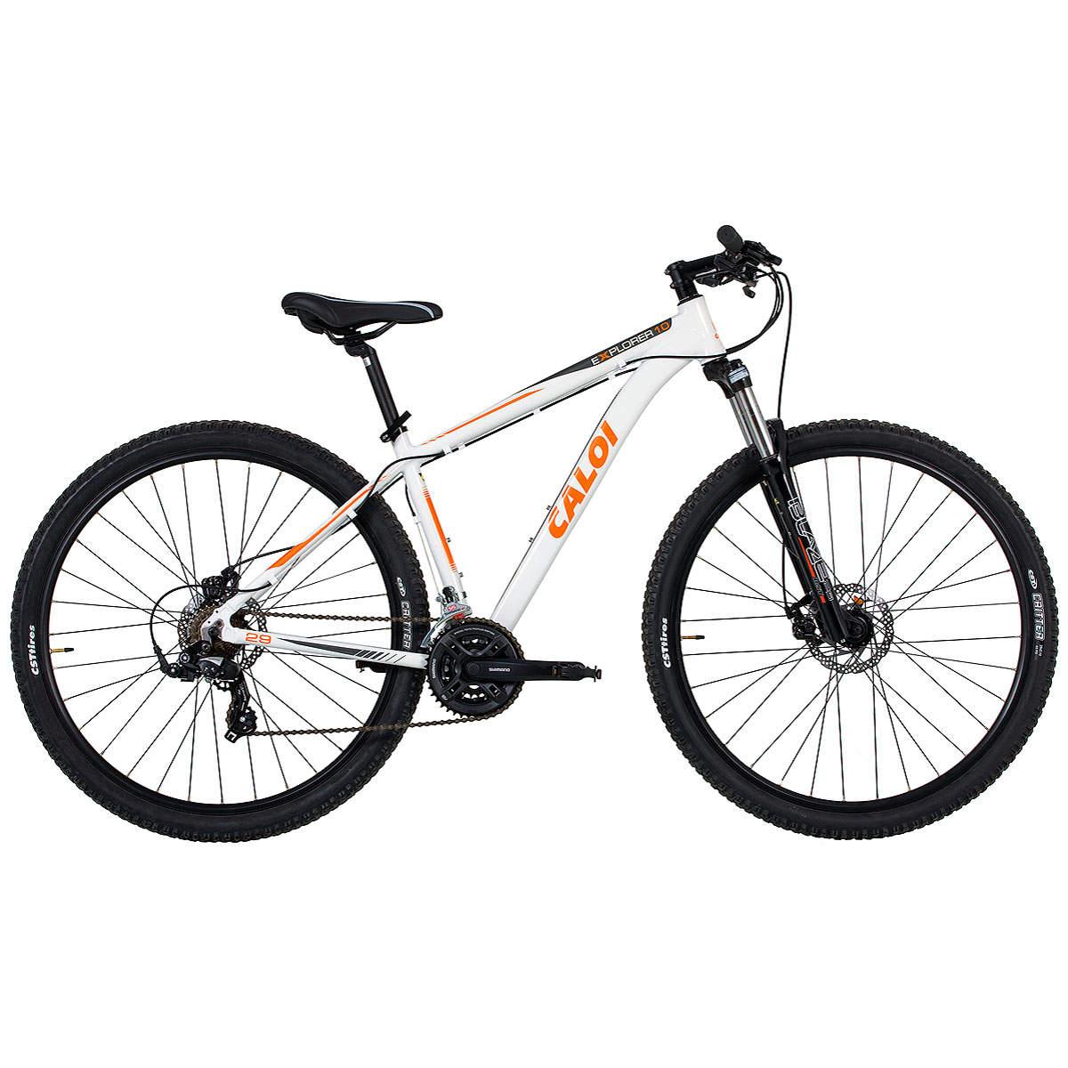 Bicicletas Caloi com até 22% de desconto na Centauro