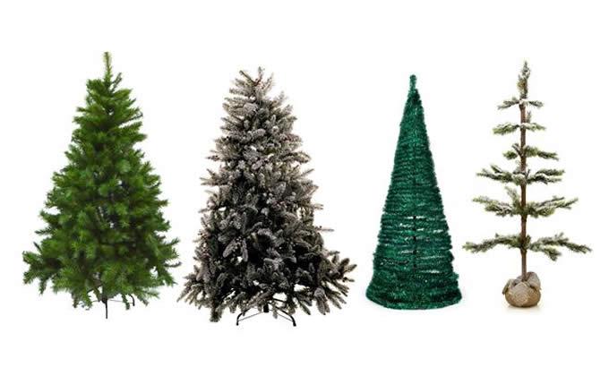 Árvores de Natal com até 25% de desconto no Extra